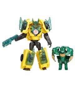 Figura-Transformers---Robots-In-Disguise---Minicons-Battle---Bumblebee-Vs-Major-Mayhem---Hasbro