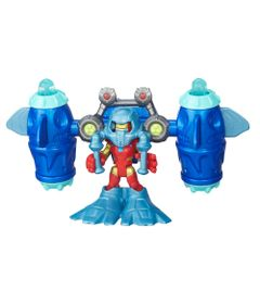 Mini-Figura-Playskool-Heroes---Marvel-Super-Hero-Adventure---Iron-Man-no-Oceano---Hasbro