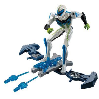 Figura-Articulada-com-Acessorios---Max-Steel-Equipe-Turbo---Max-Steel-Ataque-Aereo-30-cm---Mattel