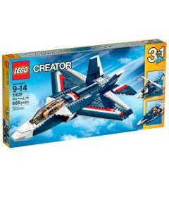 31039---LEGO-Creator---Aviao-a-Jato-Azul