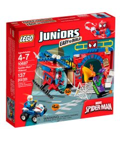 10687---LEGO-Juniors---Esconderijo-Spider-Man