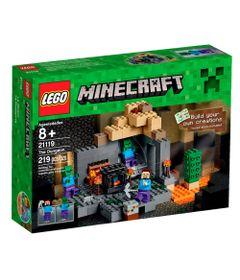 21119---LEGO-Minecraft---A-Masmorra