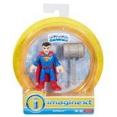 Mini-Figura-de-Acao---DC-Comics---Imaginext---Superman-com-Acessorios-15-Cm---Mattel