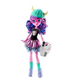 Boneca-Fashion---Monster-High-Novas-Alunas---Kjersti-Trollson---Mattel