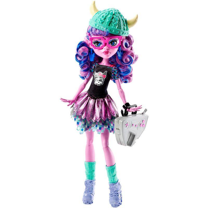 54e9d1ace Boneca Fashion - Monster High Novas Alunas - Kjersti Trollson - Mattel - Ri  Happy Brinquedos