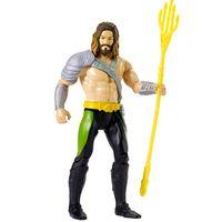 Boneco-Articulado---15-CM---Batman-Vs-Superman---A-Origem-da-Justica---Aquaman-com-Arpao---Mattel