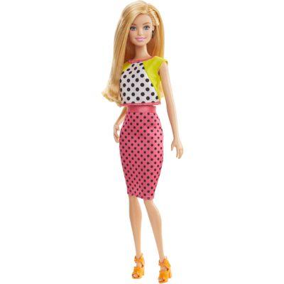 Boneca-Barbie---Fashionista---Dolled-Up-In-Dots---Original---Mattel