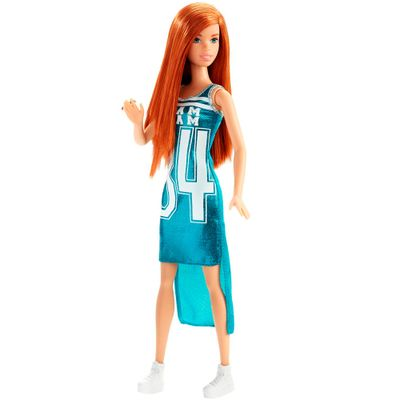 Boneca-Barbie---Fashionista---Team-Glam---Original---Mattel
