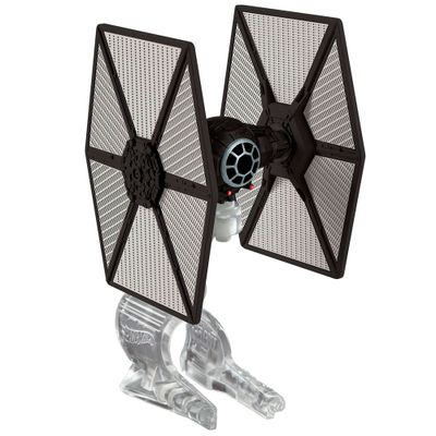 Nave-Star-Wars---First-Order-Tie-Fighter---Hot-Wheels---Mattel