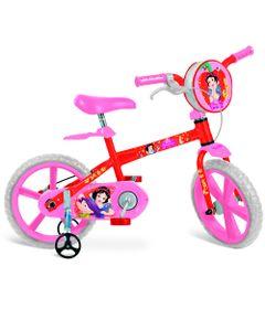 Bicicleta-Aro-14---Princesas-Disney---Branca-de-Neve---Bandeirante