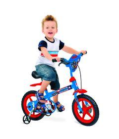Bicicleta-Aro-12---Marvel---Capitao-America---Bandeirante