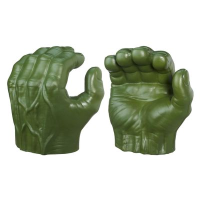 Super Punhos Gamma - Marvel Avengers - Hulk - Hasbro - Disney