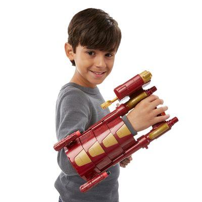Luva-Protetora-com-Lancador---Marvel-Avengers---Capitao-America-Guerra-Civil---Homem-de-Ferro---Hasbro