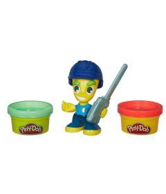Massa-de-Modelar-com-Figura---Play-Doh-Town---Policial---Hasbro