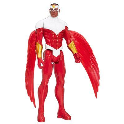 Figura-Articulada-30cm---Titan-Hero-Series---Marvel-Avengers---Falcao---Hasbro