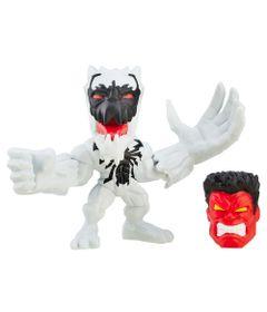 Mini-Figura-Articulada-5cm---Marvel-Super-Hero-Mashers-Micro---Serie-1---Anti-Venon---Hasbro
