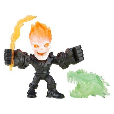 Mini-Figura-Articulada-5cm---Marvel-Super-Hero-Mashers-Micro---Serie-2---Motoqueiro-Fantasma---Hasbro