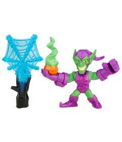 Mini-Figura-Articulada-5cm---Marvel-Super-Hero-Mashers-Micro---Serie-2---Duende-Verde---Hasbro