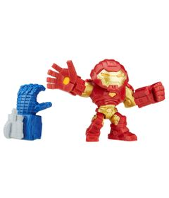 Mini-Figura-Articulada-5cm---Marvel-Super-Hero-Mashers-Micro---Serie-2---Hulkbuster---Hasbro