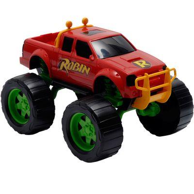 Carrinho-de-Roda-Livre---DC-Liga-da-Justica---Strong-Truck---Robin---Candide