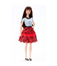 Boneca-Barbie---Fashionista---Ruby-Red-Floral---Original---Mattel