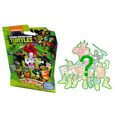 Mini-Figuras-Surpresa---Mega-Bloks---Tartarugas-Ninja---Serie-1---Mattel