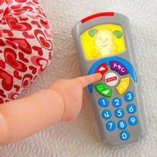 Meu-Primeiro-Controle-Remoto---Learn-And-Laugh---Cachorrinho---Fisher-Price