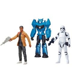100121768-Kit-Personagens-Favoritos---Figuras-Articuladas-30-Cm---Finn---Trooper-Blue-e-Steeljaw---Hasbro