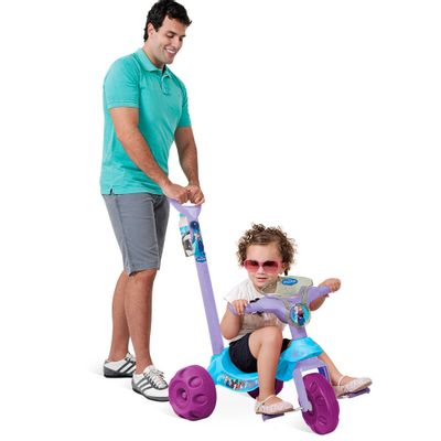 Triciclo---Mototico-de-Passeio---Disney-Frozen---Bandeirante