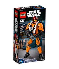 75115---LEGO---Disney-Star-Wars---Episodio-VII---Figura-Articulada---Poe-Dameron