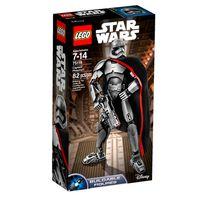 75118---LEGO---Disney-Star-Wars---Episodio-VII---Figura-Articulada---Capitao-Phasma