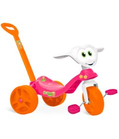 Triciclo-Zootico-de-Passeio---Rosa---Bandeirante