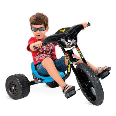 Triciclo---Velotrol---DC-Comics---Batman---Bandeirante