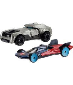 Carrinhos-Hot-Wheels---Pack-com-2---Batman-Vs-Superman---A-Origem-da-Justica---Armored-Batman-And-Man-Of-Steel---Mattel