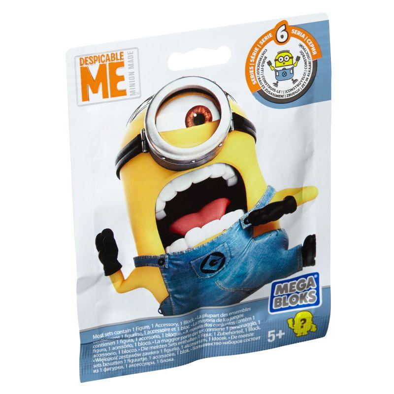 Figura Surpresa - Mega Bloks - Minions - Mattel - Ri Happy Brinquedos 7725229b5ae8d