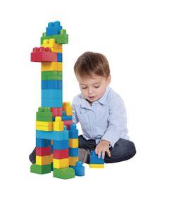 Mega-Bloks---First-Bloks---Sacola-com-60-Pecas---Numeros---Mattel