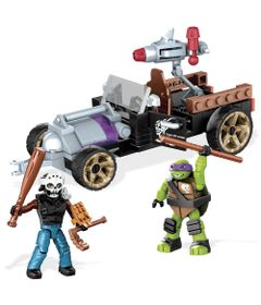 Mega-Bloks---Tartarugas-Ninja---Carro-de-Corrida---Mattel