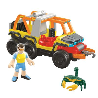 Veiculos-Imaginext---Veiculo-Oceano---Beach-Vehicle---Fisher-Price
