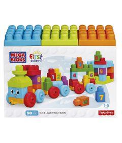 Mega-Bloks---First-Bloks---Trem-de-Aprendizado-123---Mattel