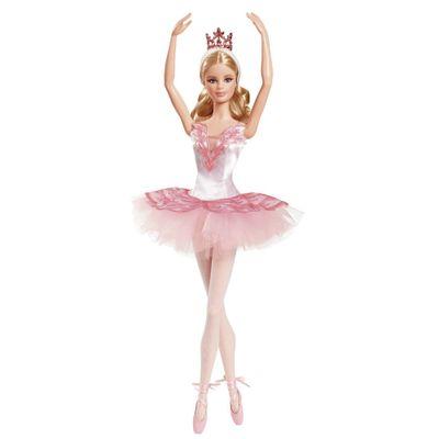 Boneca-Barbie-Colecionavel---Aniversario-Ballet---Mattel