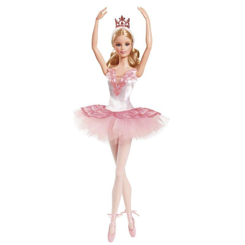 3ab568ffd3 Boneca Barbie Colecionável - Aniversário Ballet - Mattel - Ri Happy  Brinquedos