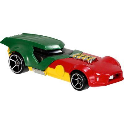Carrinho-Hot-Wheels---Personagens-DC-Comics---Robin---Mattel