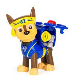 Mini-Figura-com-Mecanismo---Patrulha-Canina---Serie-Herois-Karate---Chase---Sunny