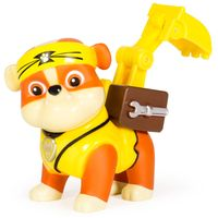 Mini-Figura-com-Mecanismo---Patrulha-Canina---Serie-Herois-Karate---Rumble---Sunny