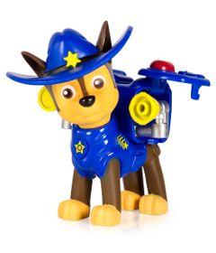 Mini-Figura-com-Mecanismo---Patrulha-Canina---Serie-Herois-Cowboys---Chase---Sunny