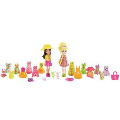 Boneca Polly Pocket - Férias Tropicais - Mattel