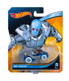 Carrinho-Hot-Wheels---Personagens-DC-Comics---MR-Freeze---Mattel
