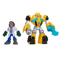 Bonecos-Transformers-Rescue-Bots---Bumblebee-e-Doc-Greene---Hasbro