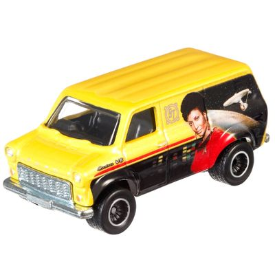Veiculo-Hot-Wheels---Cultura-Pop---1-64---Serie-Star-Trek---Ford---Ford-Transit-Supervan---Mattel