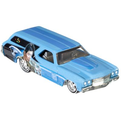 Veiculo-Hot-Wheels---Cultura-Pop---1-64---Serie-Star-Trek---Chevrolet---70-Chevelle-Delivery---Mattel